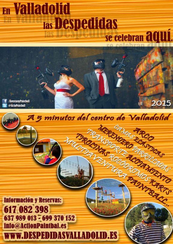 Las mejores despedidas de soltero/a en Valladolid