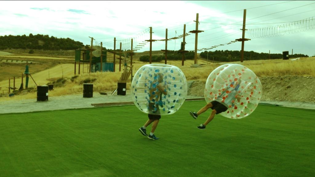 Futbol burbuja valladolid 2