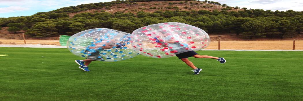 Llega a Valladolid el nuevo deporte AirBall