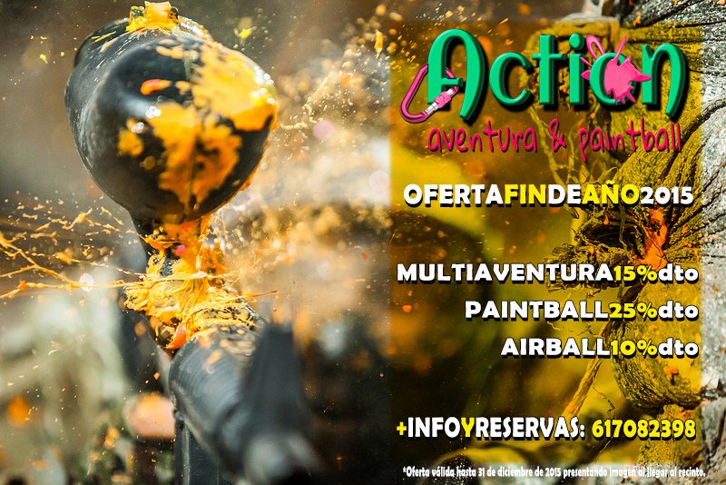 Oferta Action Valladolid diciembre 2015