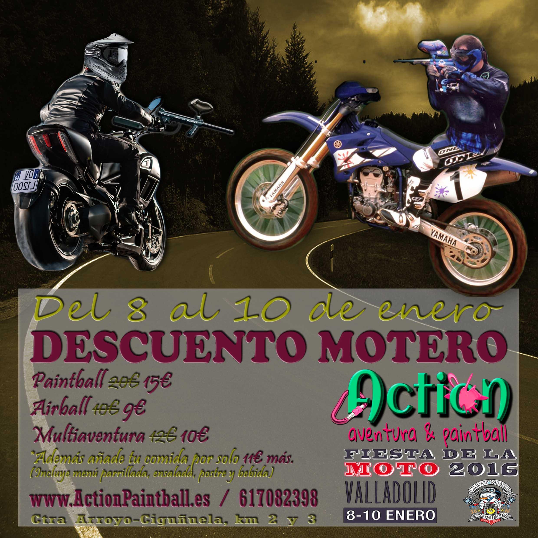 Fiesta de la Moto 2016 Valladolid