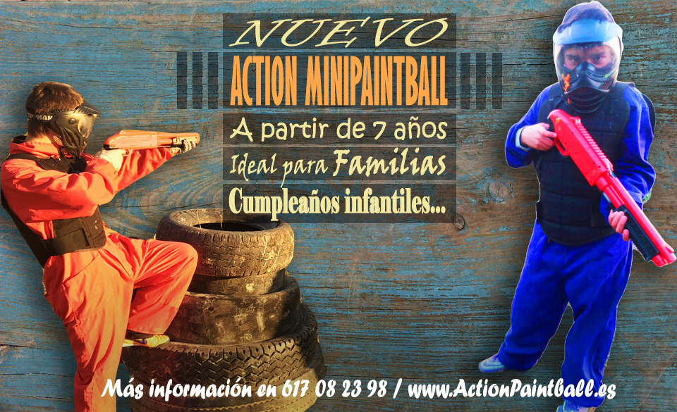 Promo Minipaintball