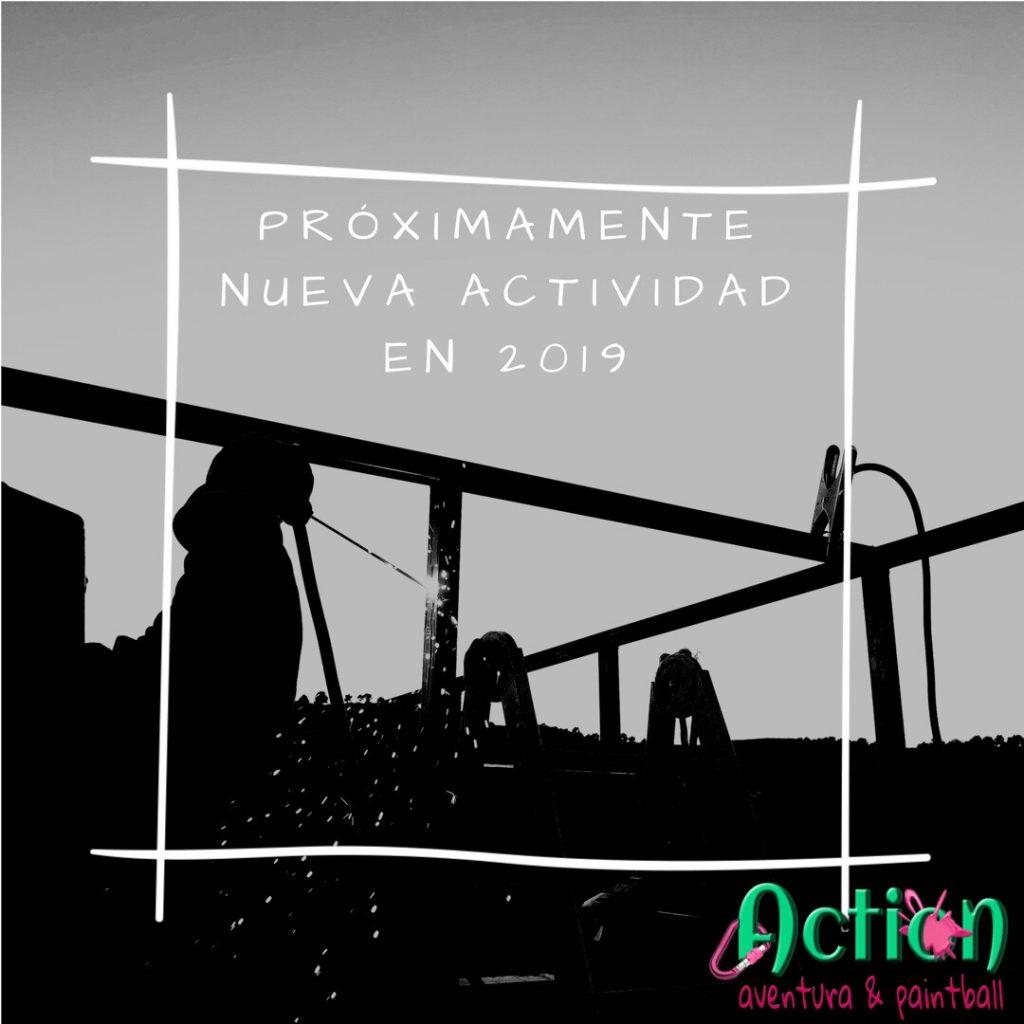 Nueva actividad de ocio en Valladolid 2019