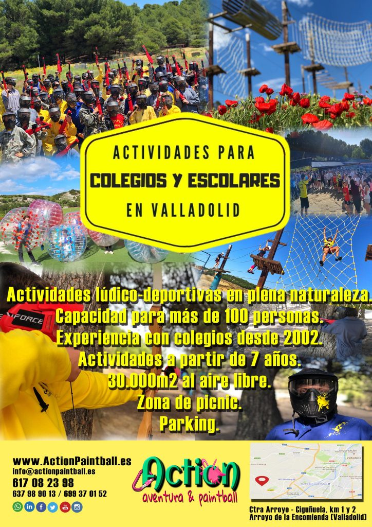 Excursiones colegios Castilla y León