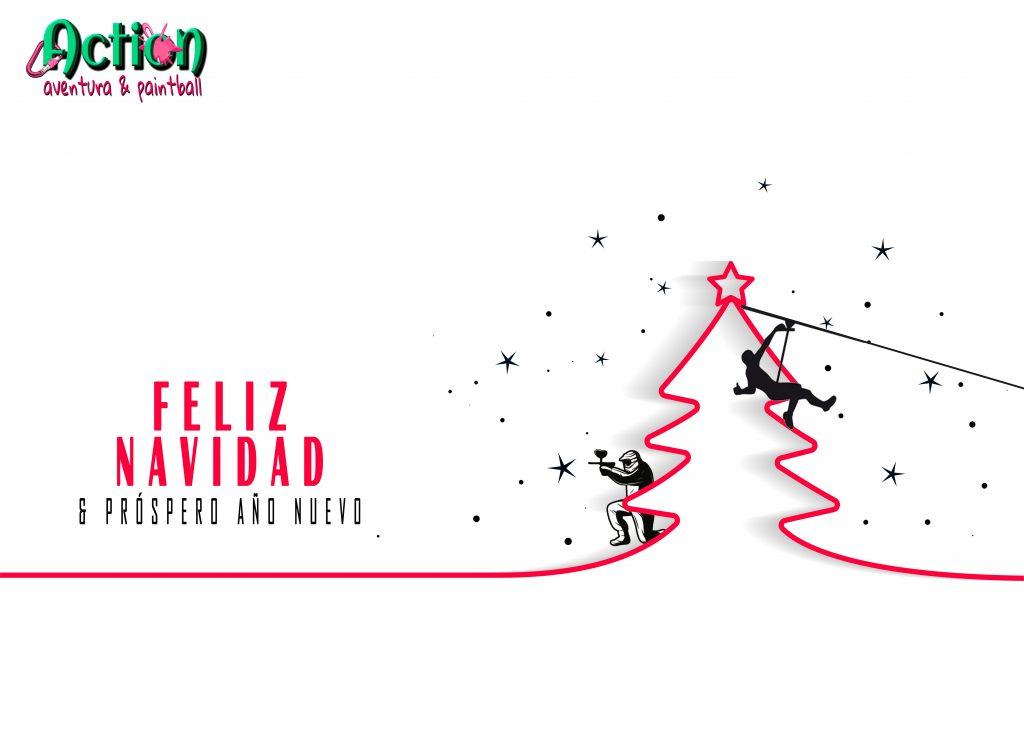 Feliz Navidad 2019 Valladolid
