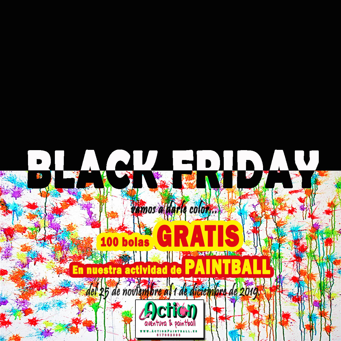 BLACK FRIDAY Valladolid